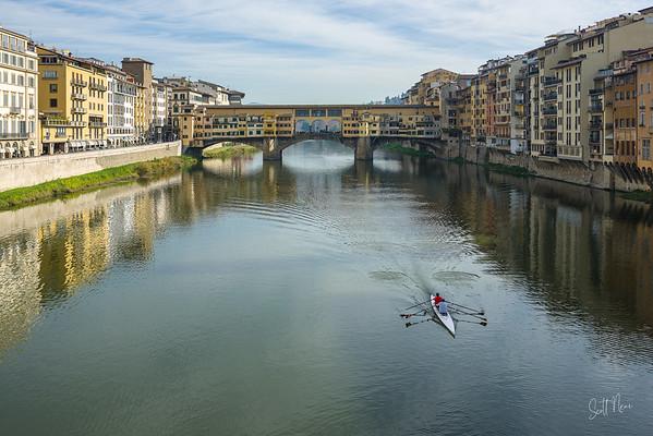 Ponte Vecchio, Florence - © Camerashy Photography