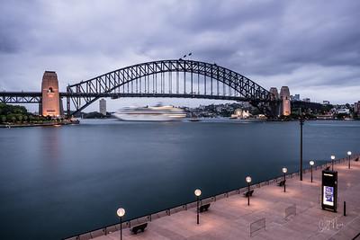 Sydney Harbour Bridge - © Camerashy Photography