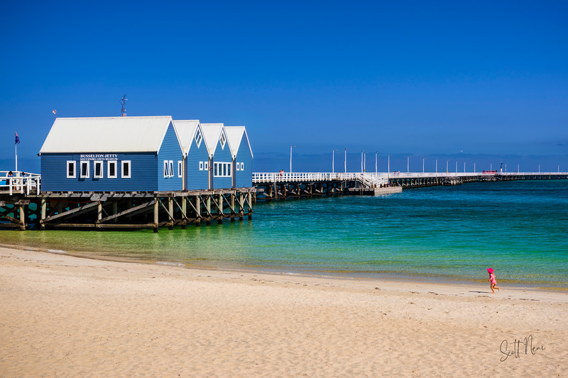 Busselton Jetty (WA) - © Camerashy Photography