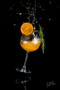 Gin Cocktail - © Camerashy Photography