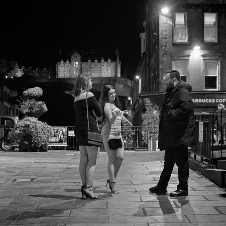 On North Castle Street #EdinburghNights