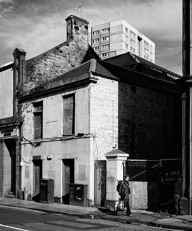 Old and New, Leith.