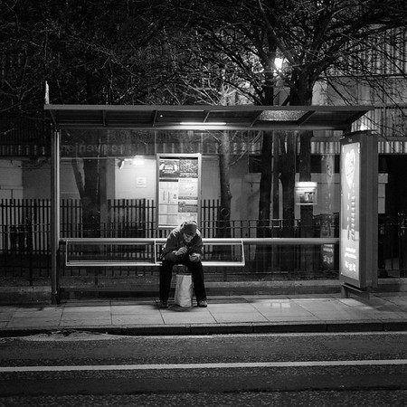 The Bus Stop.