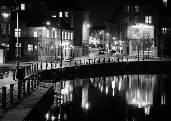 Reflections At Leith.
