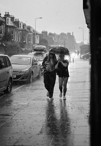 A Downpour in Leith 2.