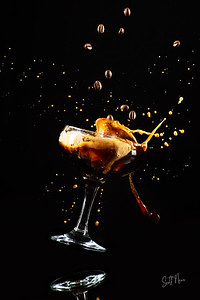 Espresso Martini - © Camerashy Photography