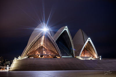 Sydney Opera House - © Camerashy Photography