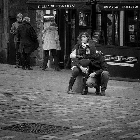 Weary And Waiting. #StreetVignettes
