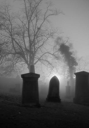 Auld Mortality, Greyfriars Graveyard, Edinburgh.