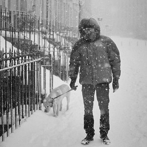 When The Snows Came, Andrew and Louis, Edinburgh