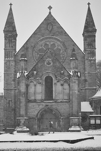 Mansfield Traquair Church.