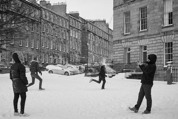 Direct Hit, Scotland Street.