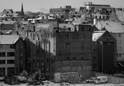 New Street Demolition.