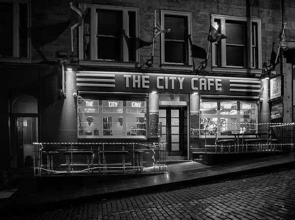The City Cafe.