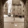 Dean Village Archway