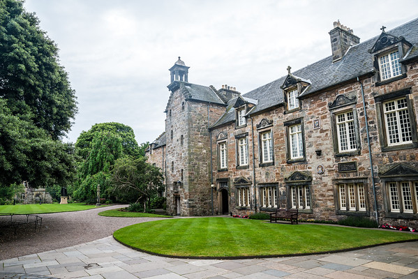 St Mary's Quad, St Andrews