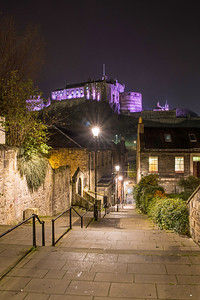 Night time Vennel