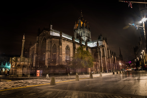 St Giles' Ghosts