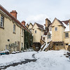 Snow at White Horse Close 2