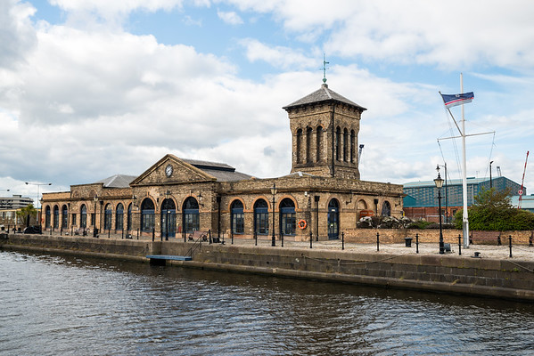 The docks at Leith 2