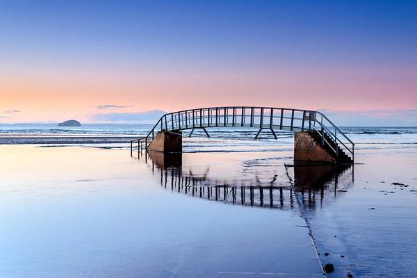 The Bridge to Nowhere, Belhaven Bay