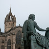 David Hume on the Royal Mile
