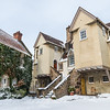 Snow at White Horse Close 1