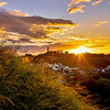 A Golden Calton Sunset