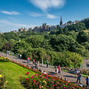Summer in Edinburgh 2015 - Princes' Street Gardens