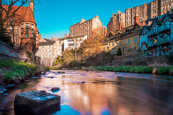 Smooth Waters at Dean Village