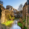 Water of Leith at Dean Village