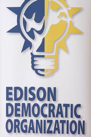 Edison Democrats  April 25 2017