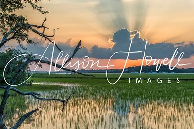 Marsh Sunset2018