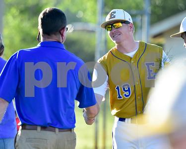 Edisto vs Branchville Baseball 2017
