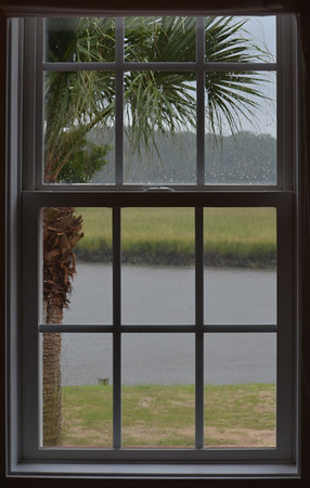Rainy Day  on Edisto Island