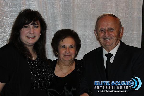 Edith & Sandor 50th Anniversary - Photo booth