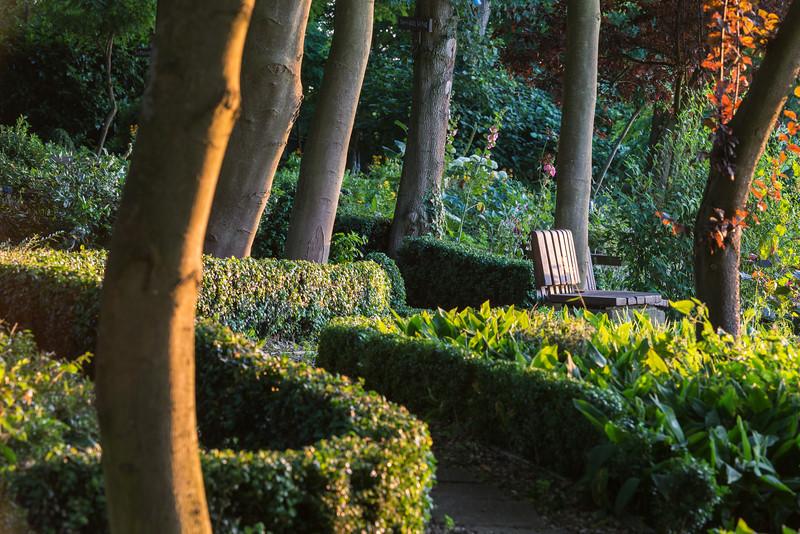 Im alten Kirchgarten