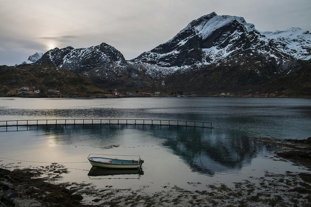 Winterreise auf den Lofoten