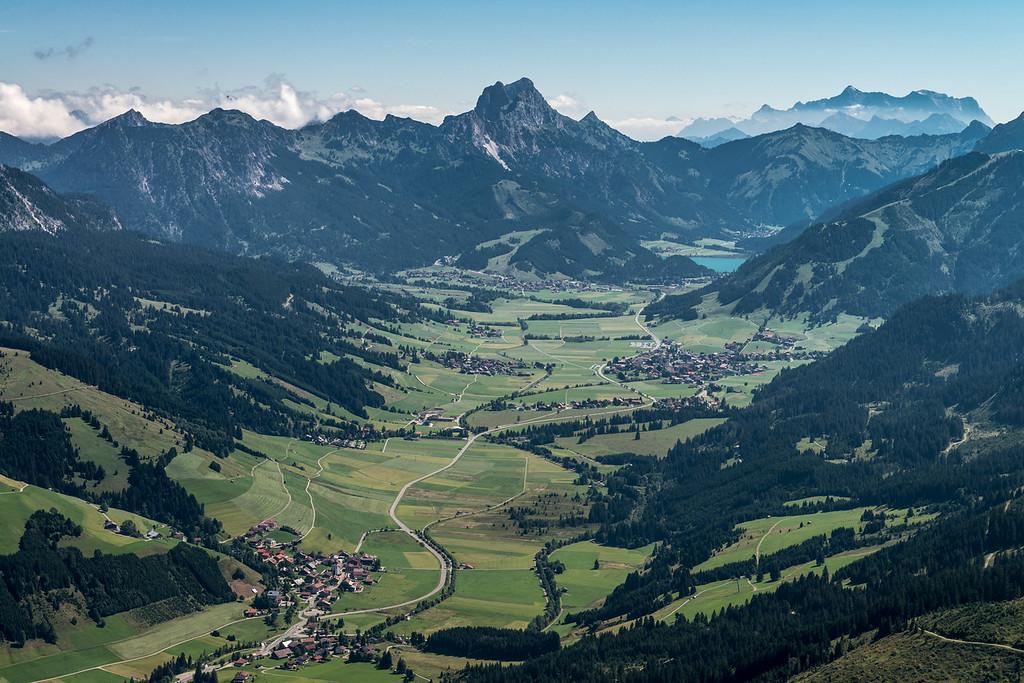 Das Tannheimer Tal