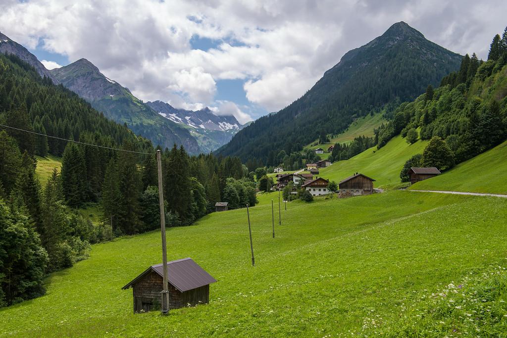 Hinterhornbachtal