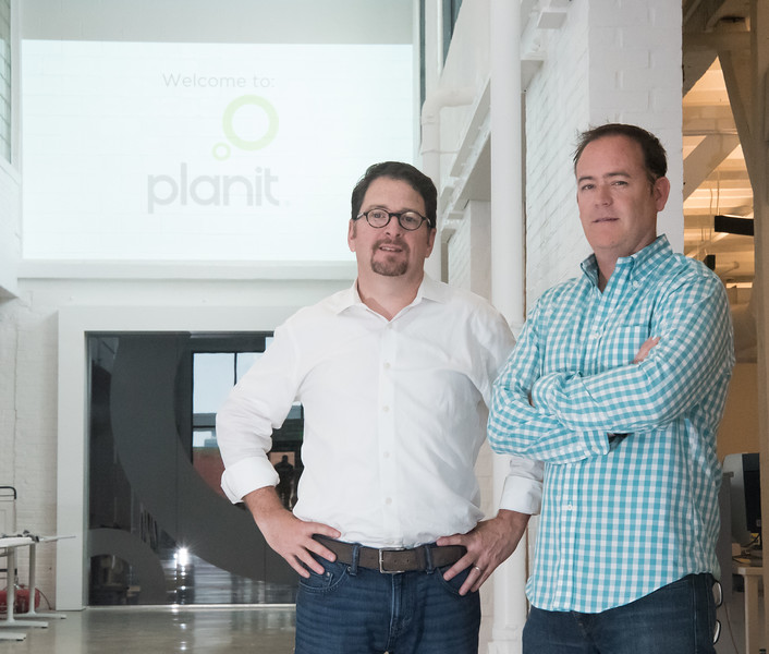 Planit Agency's Co-Founders Matt Doud & Ed Callahan