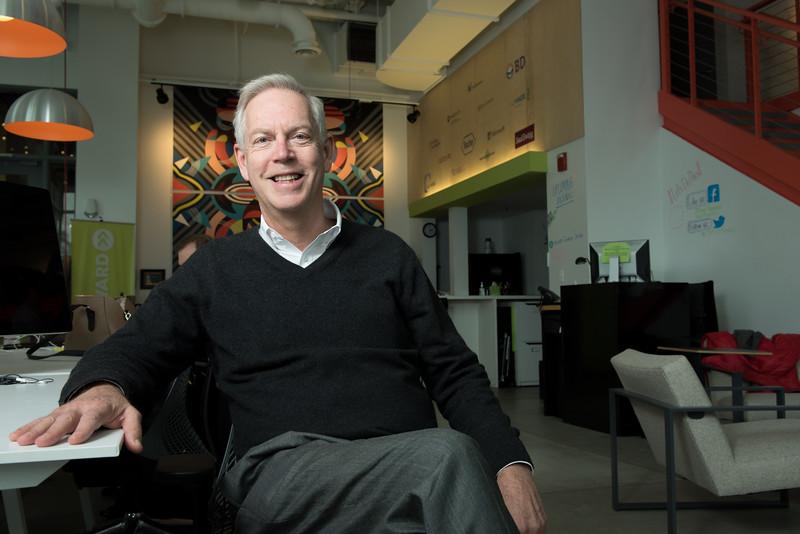 John Cammack of Baltimore Angels investing
