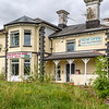 Redditch Trades & Labour Club - Derelict Building.