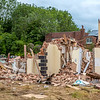 Redditch Labour Club Demolition