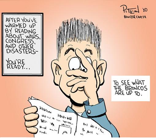 Nov. 30, 2010<br /> Hap Pitkin Editorial Cartoon<br /> Dailycamera.com Boulder, CO