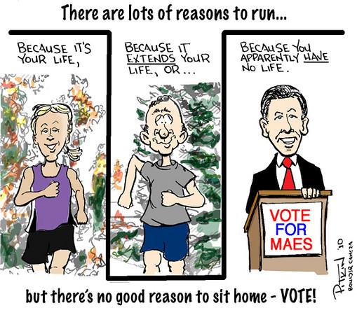 Oct. 28, 2010 Editorial Cartoon<br /> Hap Pitkin<br /> Dailycamera.com, Boulder, CO