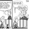 December 13, 2008<br /> Hap Pitkin Editorial Cartoon<br /> DailyCamera.com Boulder, CO