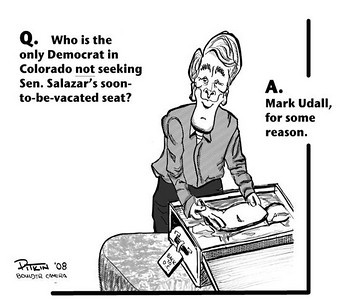 December 27, 2008 Hap Pitkin Editorial Cartoon DailyCamera.com Boulder, CO