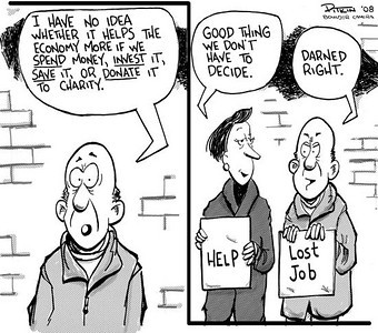 December 06, 2008 Hap Pitkin Editorial Cartoon DailyCamera.com Boulder, CO