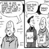 December 06, 2008<br /> Hap Pitkin Editorial Cartoon<br /> DailyCamera.com Boulder, CO